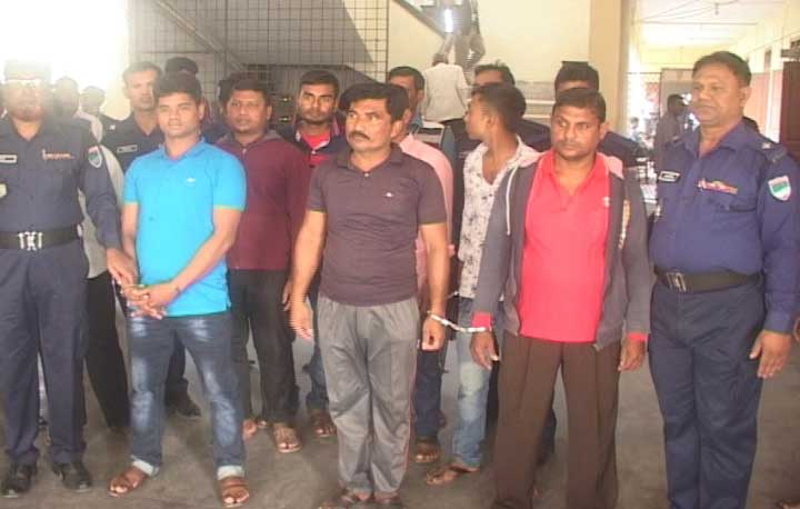 Kushtia double murder: 4 sentenced to death, 7 get life term