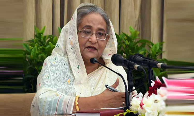 PM asks armed forces to keep vigil against social menaces